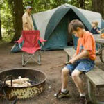 Camping Outdoors With Your Kids