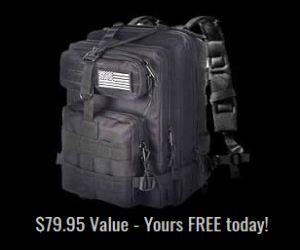 Free Tactical Backpack