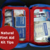 How to Put Together a Natural First Aid Kit